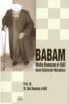 Babam (Molla Ramazan el-Buti hayatı Düşünceleri Mücadelesi)
